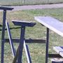 Bleacher seats stolen from little league baseball field