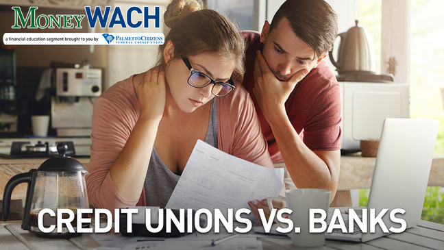 MoneyWACH - Credit Unions vs. Banks