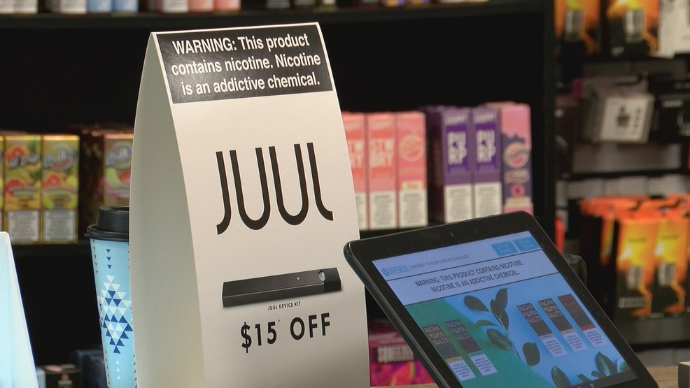 Local vape store owner speaks out on flavored e-cigarette