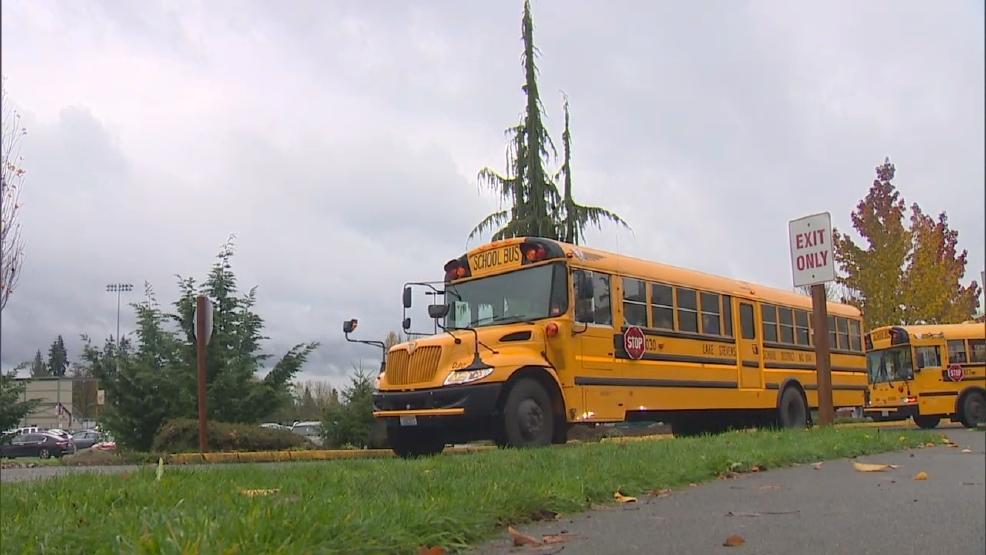 Lake Stevens Parent Concerned Over School Bus Overcrowding Students