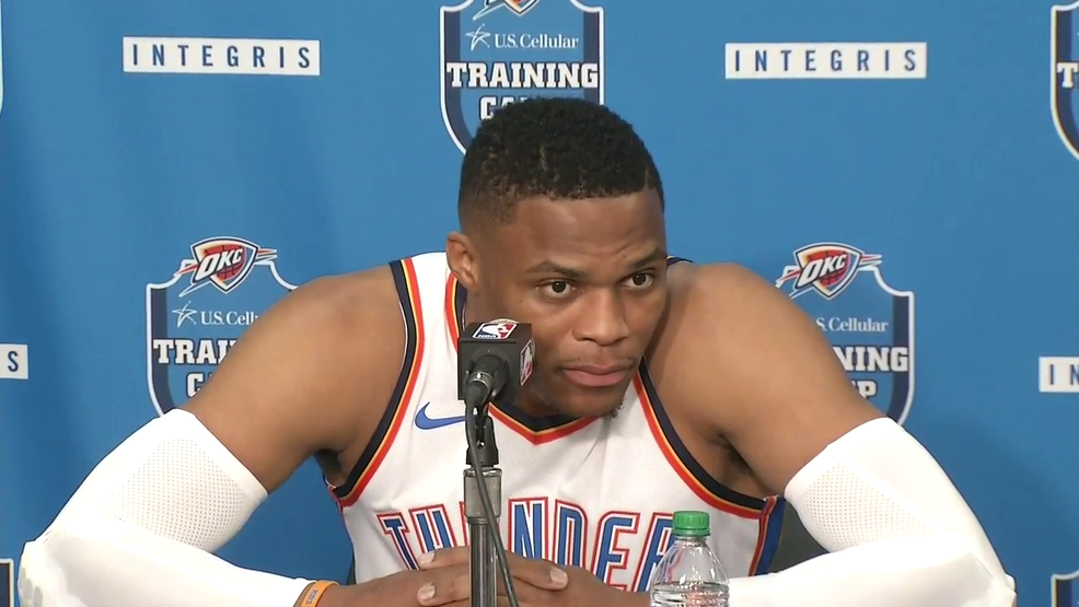 Every day declared 'Russell Westbrook Day' in Oklahoma City