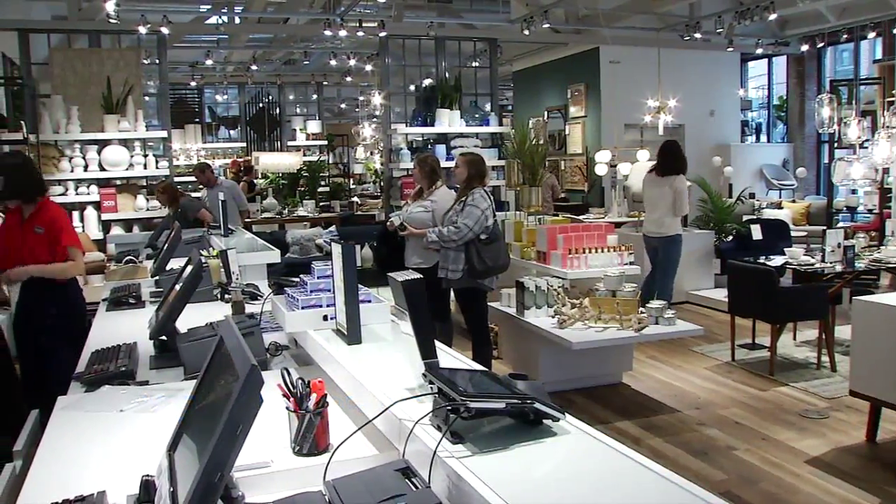 west elm store opens in old port - West Elm Store