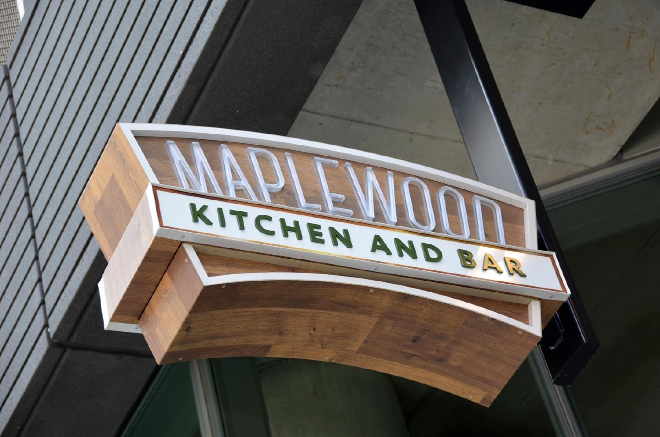 Maplewood Kitchen Bar Cincinnati