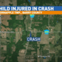 Young boy airlifted to hospital after head-on crash in Barry County