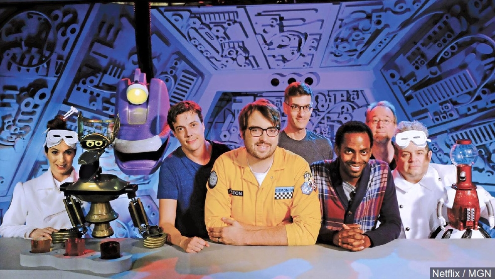 Trailer released for the Netflix 'Mystery Science Theater 3000' revival
