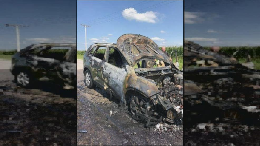 Car fire mystery: Looking for answers after cars spontaneously catch