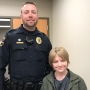 Kaukauna police officer reunites with boy he saved 11 years ago