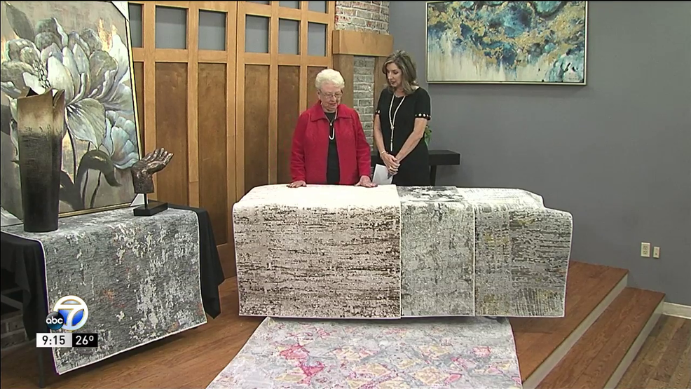 Pastels With Aladdin S Rugs And Home Decor Katv