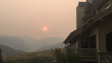 Red air quality alert issued for Treasure Valley due to regional wildfire smoke