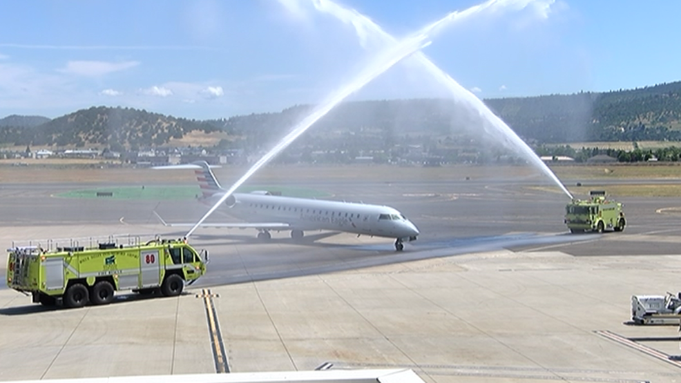 American Airlines Comes To Rogue Valley International