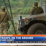 National Guard troops arriving in Starr County