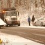 Road conditions causing wrecks across Asheville area