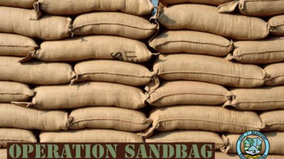 City Of Beaufort Offering Sandbags Ahead Possible Hurricane Florence Impacts