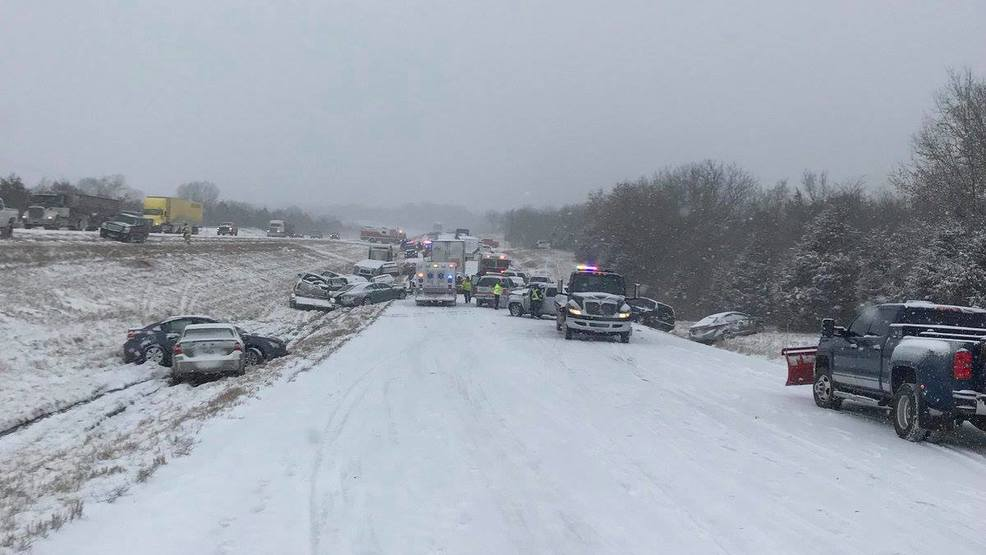 U S  Highway 54 in Miller County shut down for 3 hours