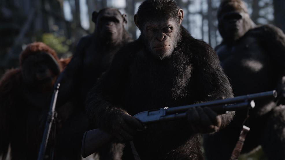 Cinema Slowdown: 'Apes' defeats Spidey in quiet weekend at the box office