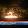 Mobile County firefighters respond to structure fire in Prichard