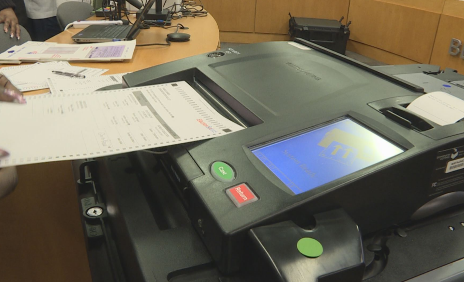New voting equipment cannot be hacked, says Berrien County Clerk // WSBT 22 Photo