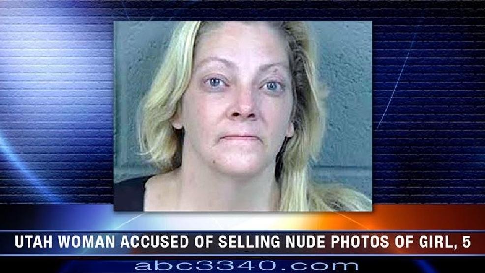 Utah woman accused of taking nude photos of 5-year-old