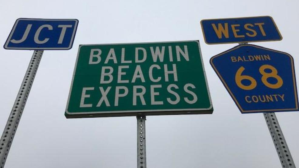 (image: WPMI) Baldwin Beach Express expansion