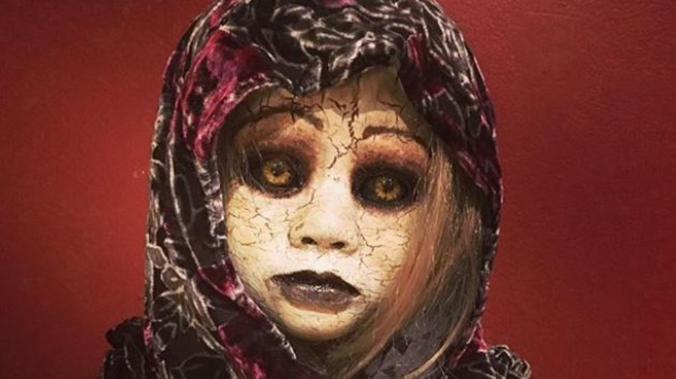 Seattle artist creates creepy dolls (some even with real teeth