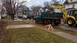 Sinkhole in East Rochester keeps crews occupied for hours
