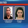 El Paso fugitives arrested at Las Cruces hotel