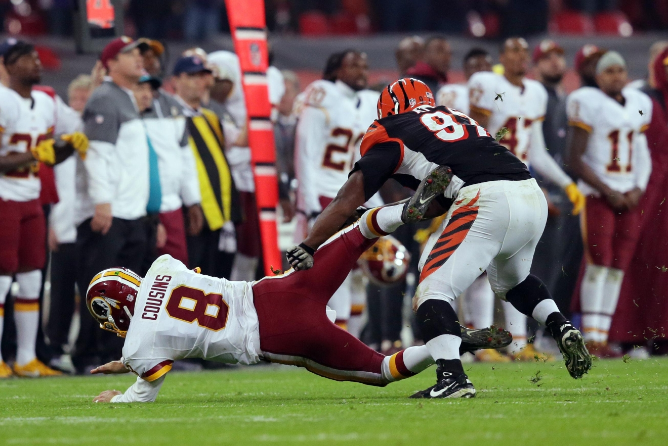 Geno Atkins named AFC Defensive Player of the Week