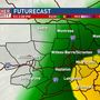 Mike Linden's Forecast | Rain pushes in to close out the work week; Summer feel to follow