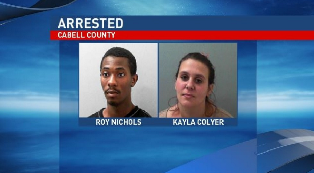 Police say  two suspects in the case, Roy C. Nichols, 26, and his girlfriend, Kayla Colyer, 20, were arrested Saturday in Huntington. The two are facing homicide-related charges, Ashland police said. (West Virginia Region Jail)