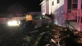 Man crashes into Glendale home during police chase