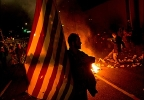 Oakland Police Scanner >> Protesters of Ferguson decision flood streets across U.S. | KOMO