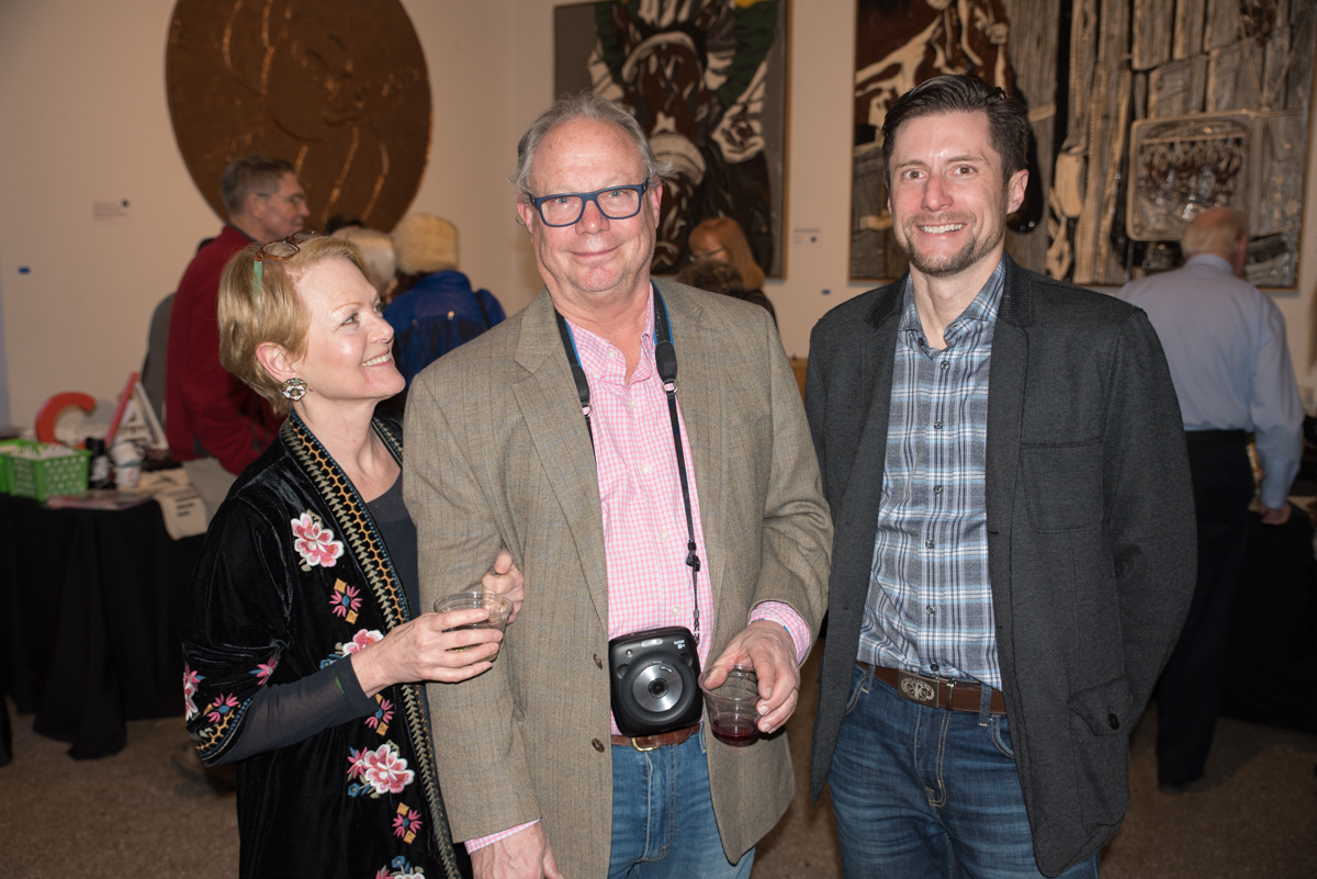 <p>Kay Hurley, J. Rosenkrantz Jr. and Josh Schrand / Image: Sherry Lachelle Photography // Published: 2.23.19</p><p></p>