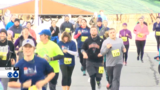 More than 7,000 lace up for Turkey Trot