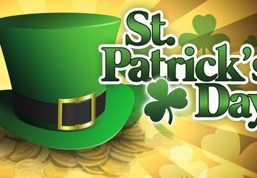Get your Irish on with St. Patrick's Day events