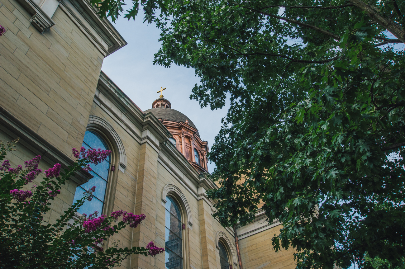 PICTURED: Basilica of St. Mary of the Assumption / Image: Mike Menke // Published: 8.23.17