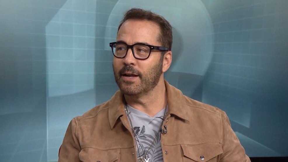 Actor Jeremy Piven brings his stand-up comedy to Liberty Funny Bone
