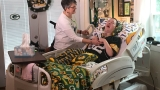 Man's final wish: meet Green Bay Packers or Seahawks players