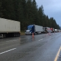 Potent storm closes 80-mile stretch of I-90 until Thursday, floods streets and homes
