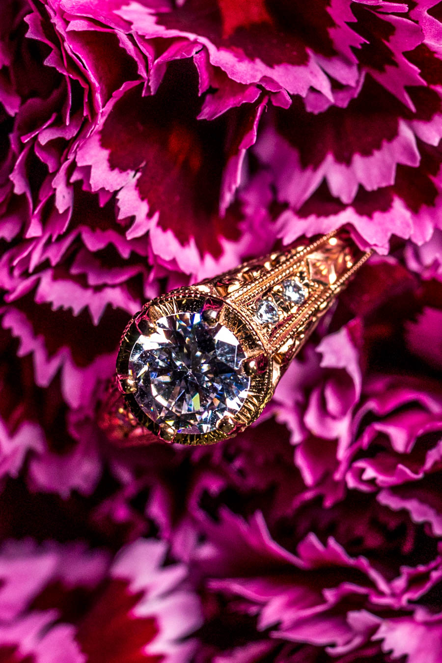 Heart of the Vineyard Ring / Image: Catherine Viox{ }// Published: 10.8.19