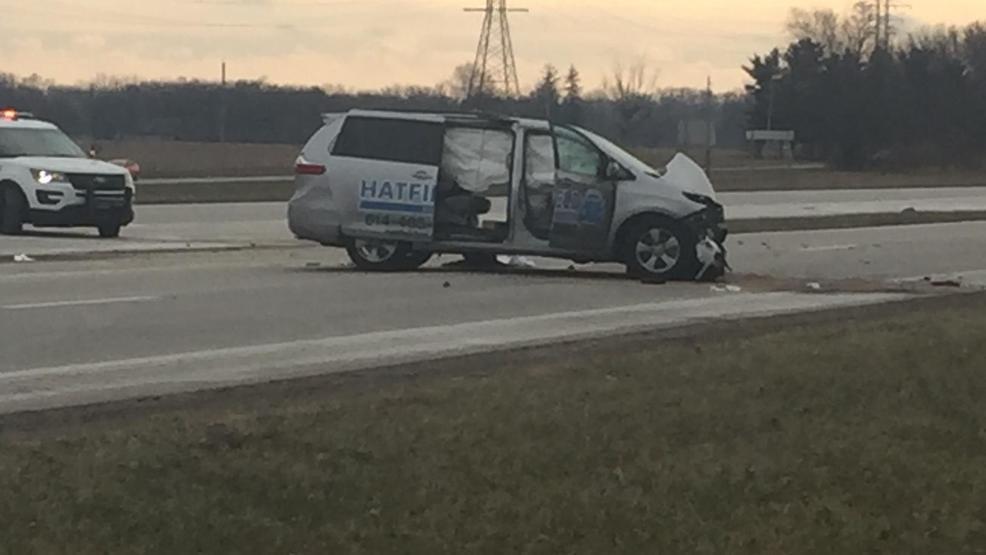 Car Accident Columbus Ohio  South