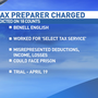 Pensacola man indicted on 18 counts of preparing false tax returns