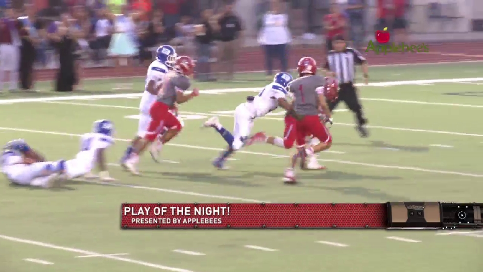 Play of the night: Socorro's Macias scores a 70-yard touchdown