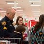 Ohio County Sheriff's takes students holiday shopping